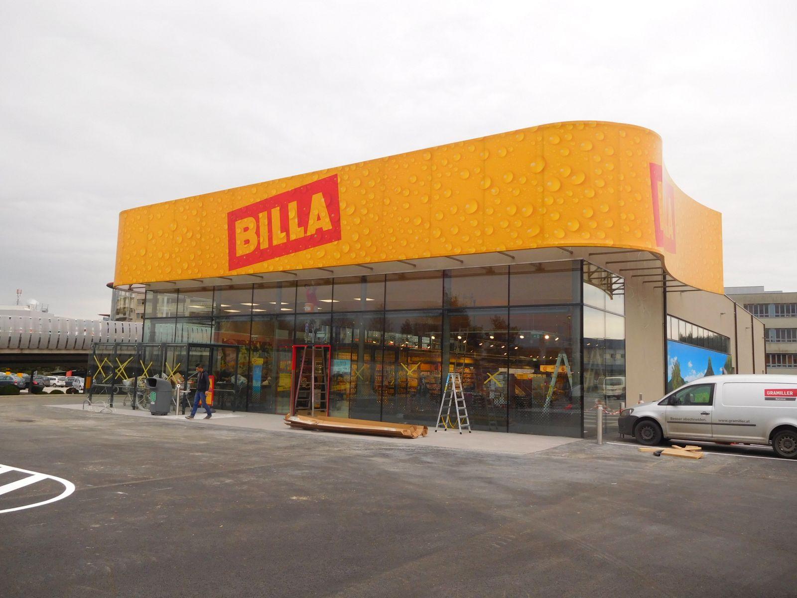 490d563e0c4e19 Am kommenden Dienstag eröffnet die neue Billa-Filiale bei der PlusCity.